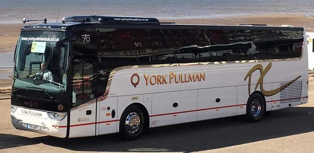 Another winning weekend for #teamyorkpullman