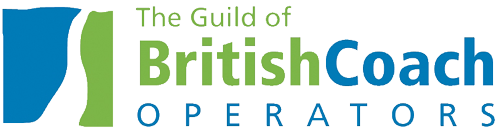 We're members of the Guild of British Coach Operators.