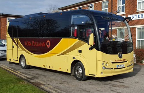 35 Seat Cheetah XL Coach