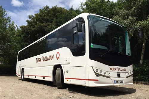 70 Seat High Capacity Coach